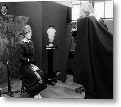 Photographer, C1915 Metal Print by Granger