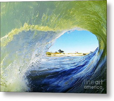 Point Of View Metal Print by Paul Topp