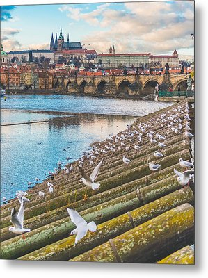 Prague Metal Print by Cory Dewald