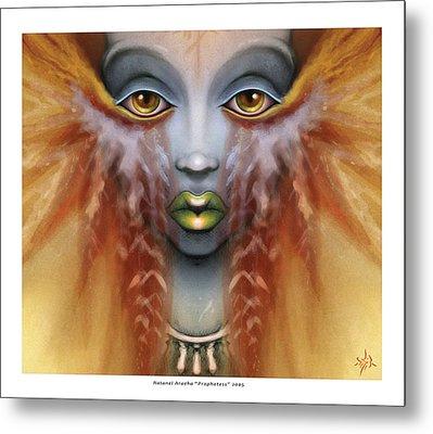 Prophetess Metal Print