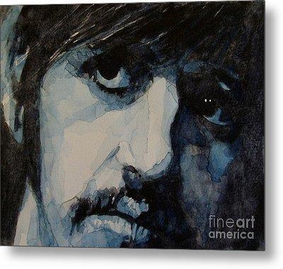 Ringo Metal Print by Paul Lovering