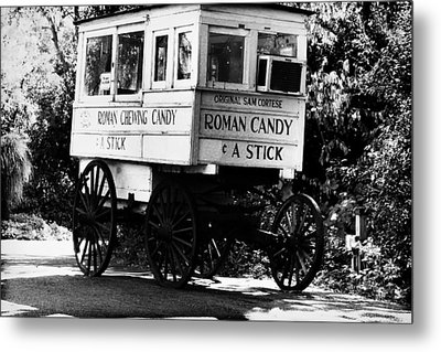 Roman Candy Metal Print by Scott Pellegrin
