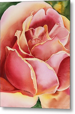 Rose  Metal Print by Irina Sztukowski