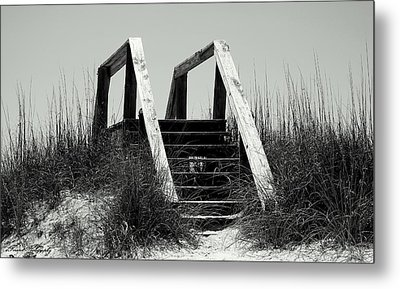 Stairway To Heaven Metal Print by Debra Forand