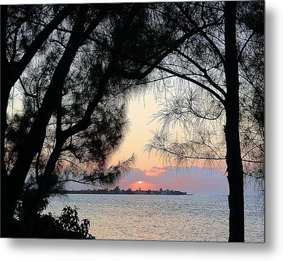 Metal Print featuring the photograph Tequila Sunrise by Amar Sheow