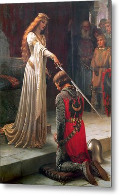 The Accolade Metal Print by Philip Ralley