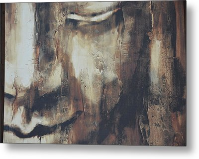 Metal Print featuring the photograph The Buddha by Renee Anderson