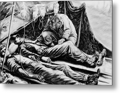 The Greatest Generation Metal Print by Mountain Dreams