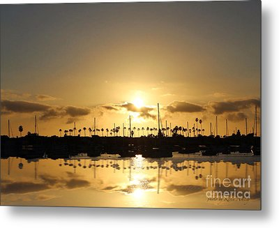 Tranquility Metal Print by Kevin Ashley