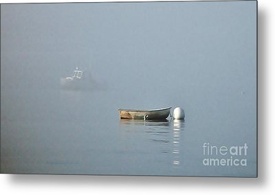 Waiting Dory Metal Print by Christopher Mace