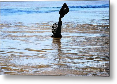 Waters Up Metal Print by Kelly Awad