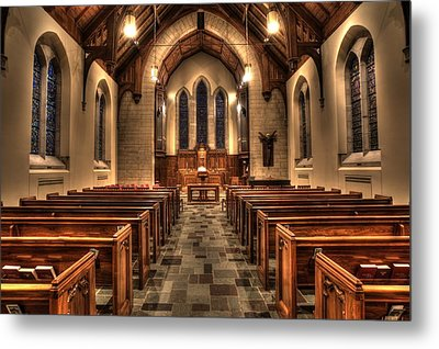 Westminster Presbyterian Church Metal Print