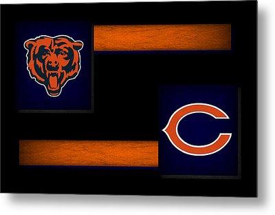 Chicago Bears Metal Print