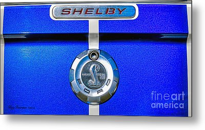 Metal Print featuring the photograph 2006 Shelby Mustang Gt by Trey Foerster