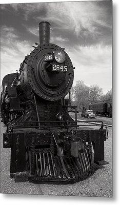Metal Print featuring the photograph 2645 by Chuck De La Rosa