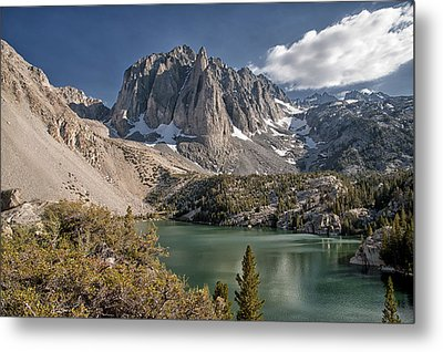 2nd Lake And Temple Crag Metal Print by Cat Connor