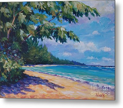 7-mile Beach Metal Print by John Clark