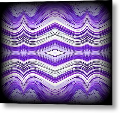 Abstract 49 Metal Print by J D Owen