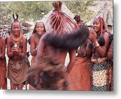 Africa, Namibia, Opuwo Metal Print by Jaynes Gallery
