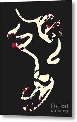 Balance 3 Metal Print by Sarah Loft