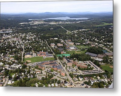 Bates College, Lewiston Metal Print