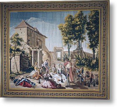 Bayeu Y Subias, Francisco 1734-1795 Metal Print by Everett