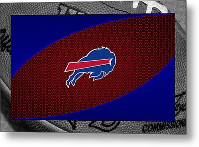 Buffalo Bills Metal Print by Joe Hamilton