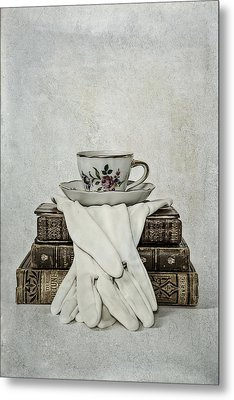 Coffee Time Metal Print by Joana Kruse
