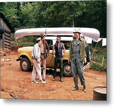 Deliverance  Metal Print by Silver Screen
