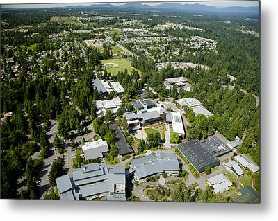 Green River Community College, Auburn Metal Print