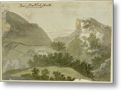 High Tor Metal Print by British Library