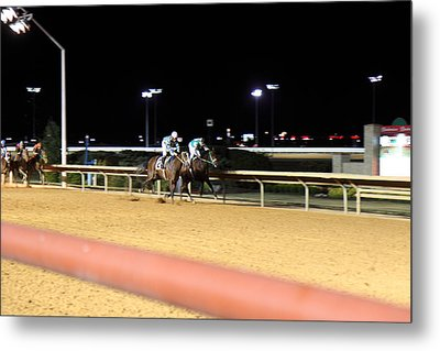 Hollywood Casino At Charles Town Races - 12126 Metal Print