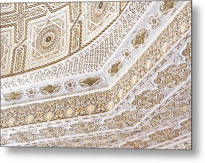 Islamic Architecture Metal Print by Tom Gowanlock