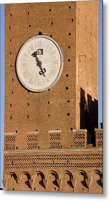Italy, Tuscany, Sienna Metal Print by Jaynes Gallery