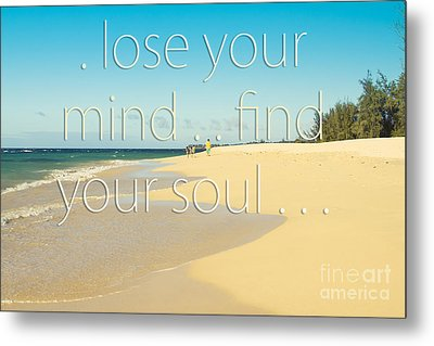 Kanaha Beach Maui Hawaii Metal Print by Sharon Mau
