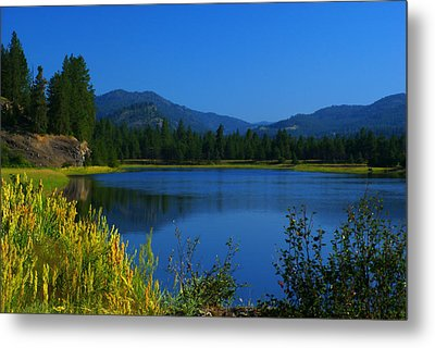 Kettle River Metal Print