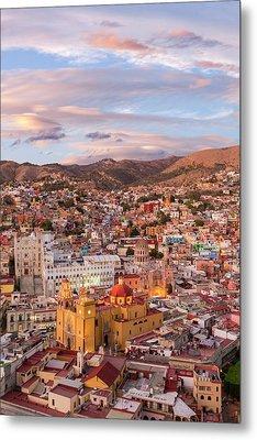 Mexico, Guanajuato Metal Print