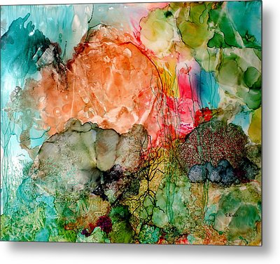New Upload Metal Print by Susan Kubes