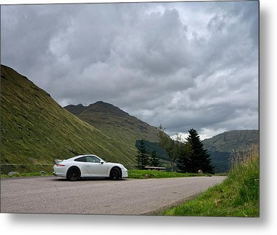 Porsche 911 Metal Print by Stephen Taylor