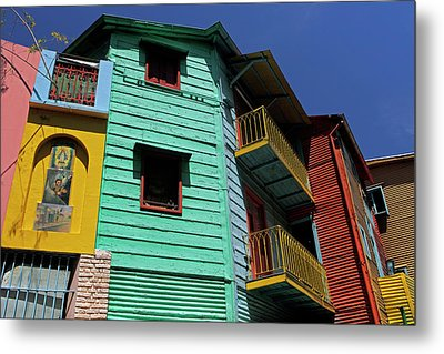 South America, Argentina, Buenos Aires Metal Print by Kymri Wilt