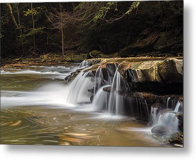 South Chagrin Reservation Metal Print