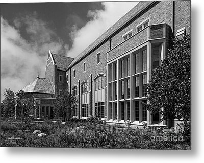 University Of Notre Dame Metal Print by University Icons
