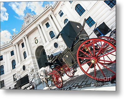 Vienna Metal Print by JR Photography