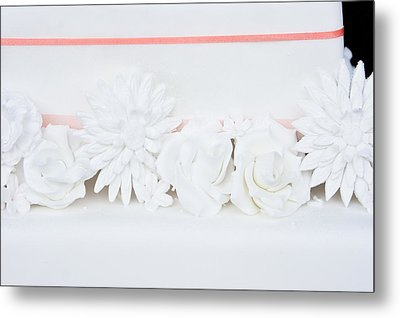 Wedding Cake Metal Print by Tom Gowanlock