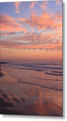Wrightsville Beach Metal Print by Mountains to the Sea Photo