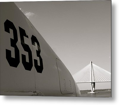 Metal Print featuring the photograph 353 by Paul Foutz