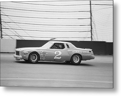 Dale Earnhardt Metal Print by Retro Images Archive