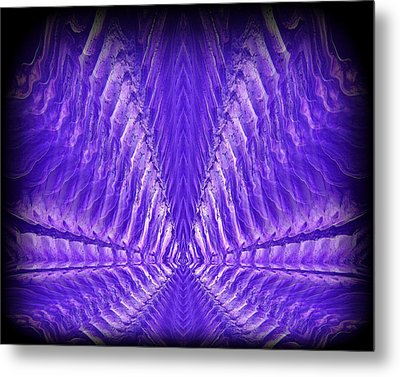 Abstract 104 Metal Print by J D Owen