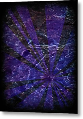 Abstract 95 Metal Print by J D Owen