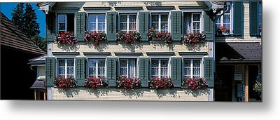 Appenzell Switzerland Metal Print by Panoramic Images